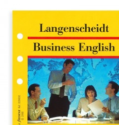 Langenscheidt Business English - Personal