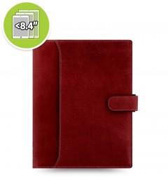 eniTAB360 Small Universal Tablet Case - Lockwood Strap Garnet
