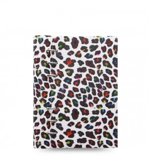 Clipbook Patterns Personal Notebook Leopard