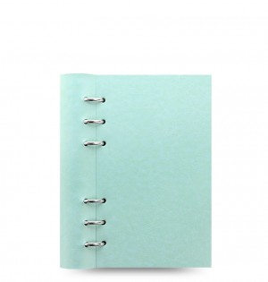 Clipbook Classic Pastels Personal Notebook
