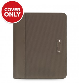 Microfiber Zip Large Tablet Cover