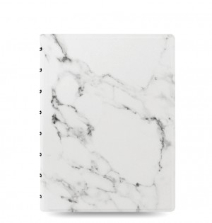 Filofax Notebook Architexture A5 Marble