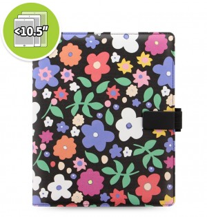eniTAB360 Large Universal Tablet Case - Patterns Strap