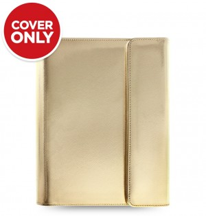 Saffiano Metallic Wrap Small Tablet Cover